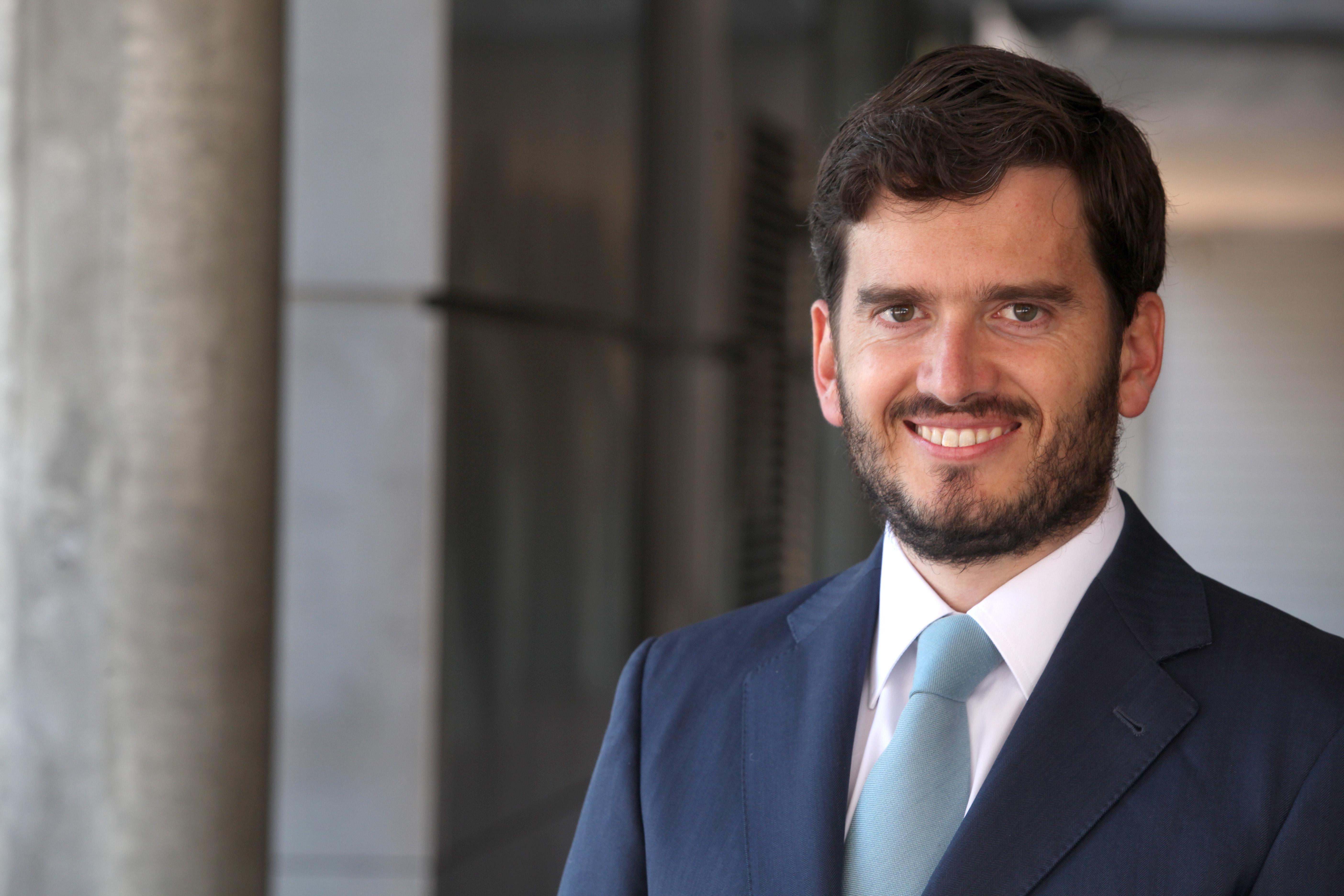 Carlos Jaureguizar, director general de Finanzas y Estrategia