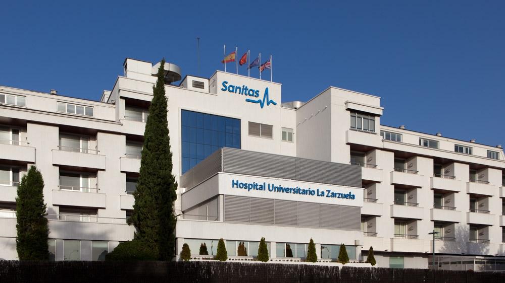Sanitas Hospitales Y Centros M 233 Dicos