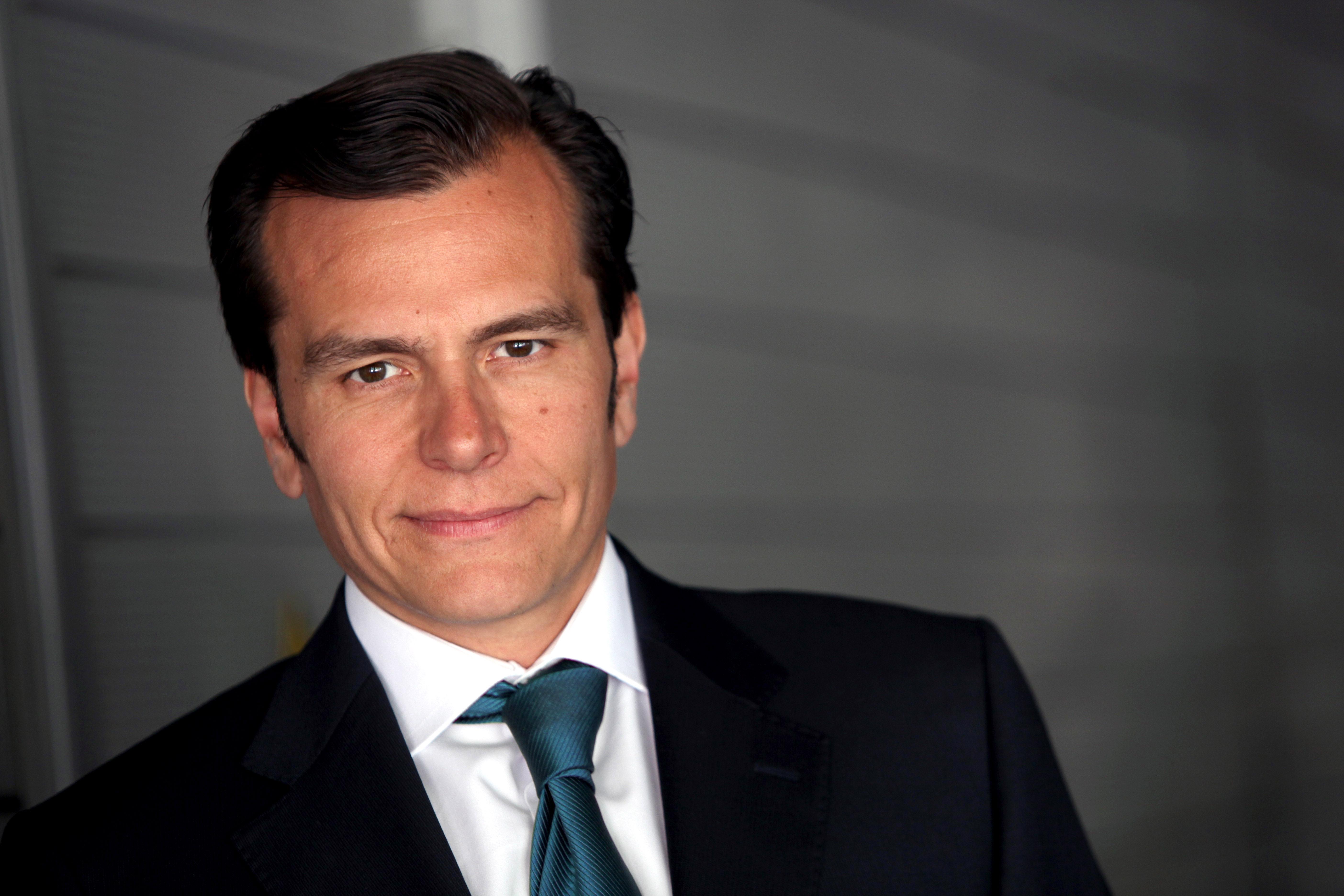 Iñaki Peralta, director general de Sanitas Seguros