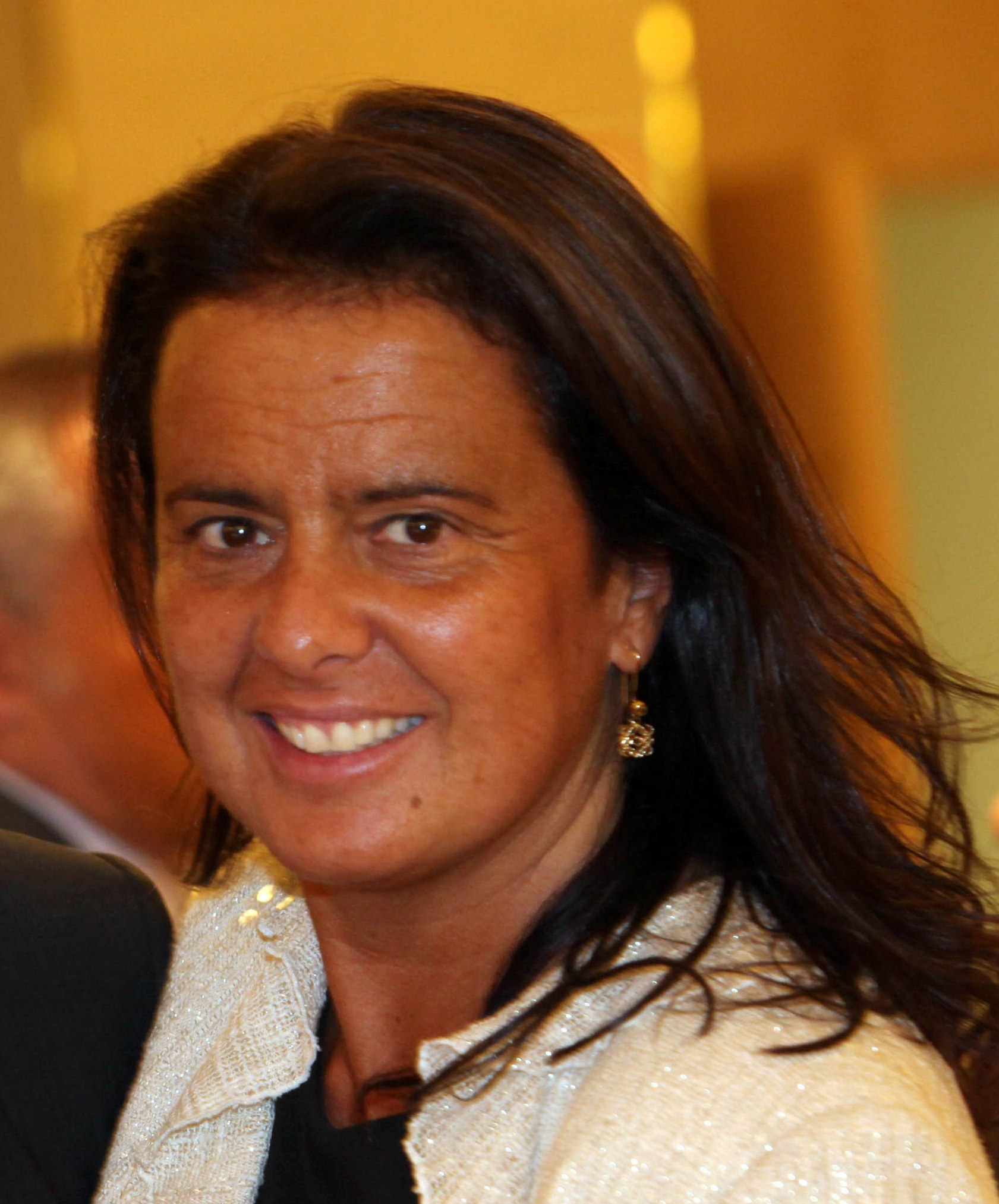Mónica Paramés, directora general de Secretaría General