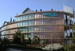 Oficinas centrales de Sanitas en Madrid