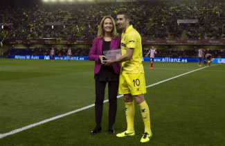 Cani, Premio Jugador Más Saludable
