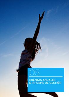 Portada Cuentas Anuales e Informe de Gestión 2012 Sanitas