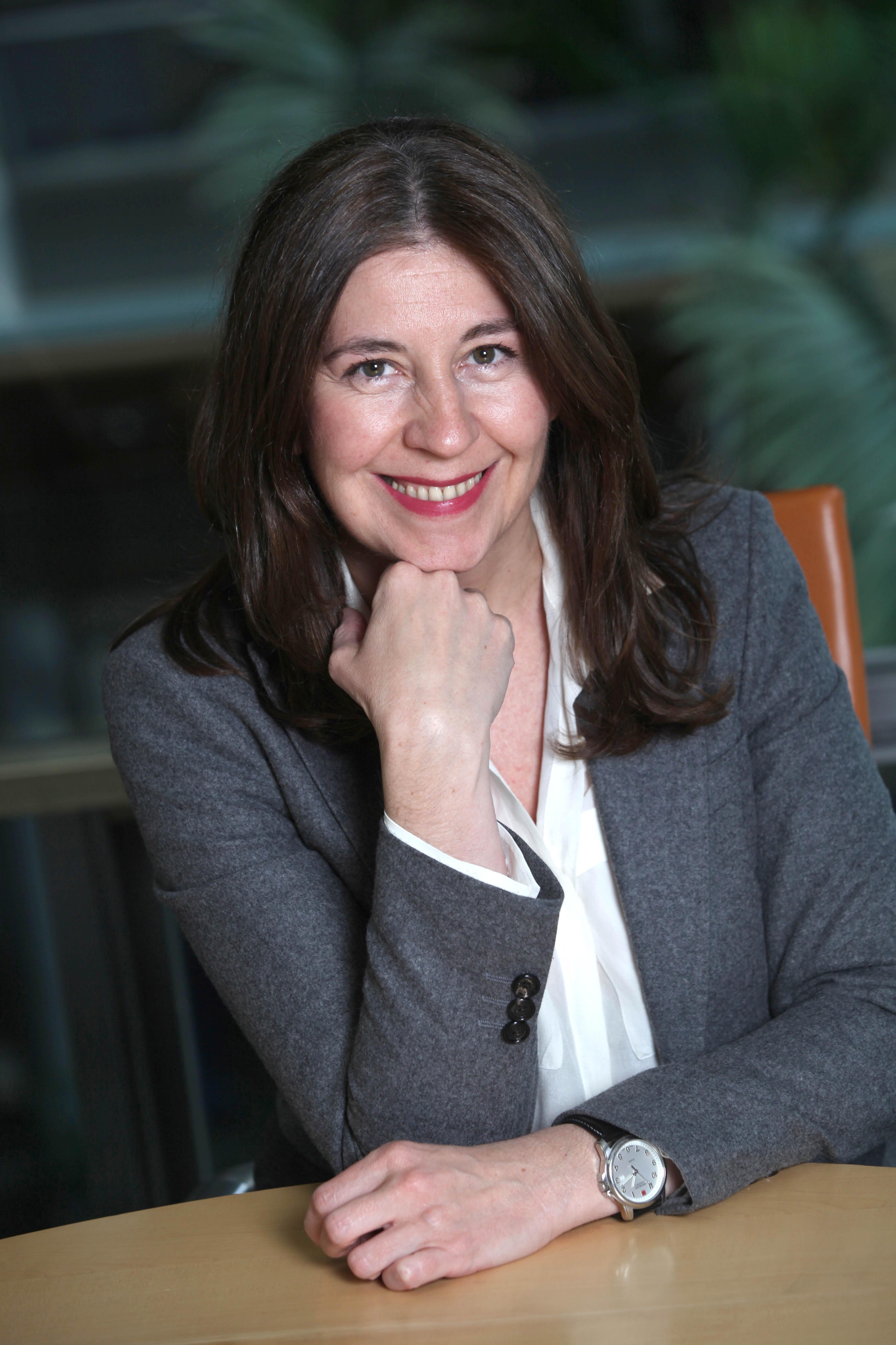 Yolanda Erburu, directora ejecutiva de Comunicación, RSC y Fundación Sanitas