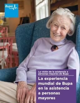 Experiencia de Bupa en la asistencia a personas mayores.