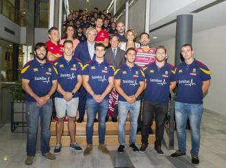 Acuerdo Sanitas y Alcobendas Rugby
