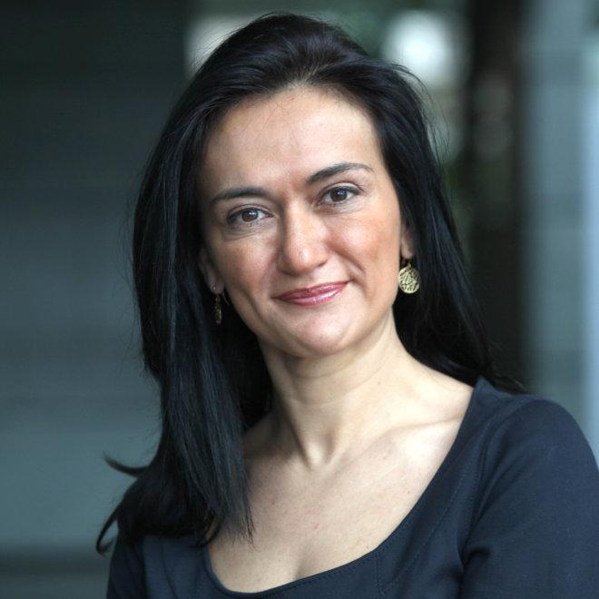 Pilar Villaescusa, directora general de Finanzas