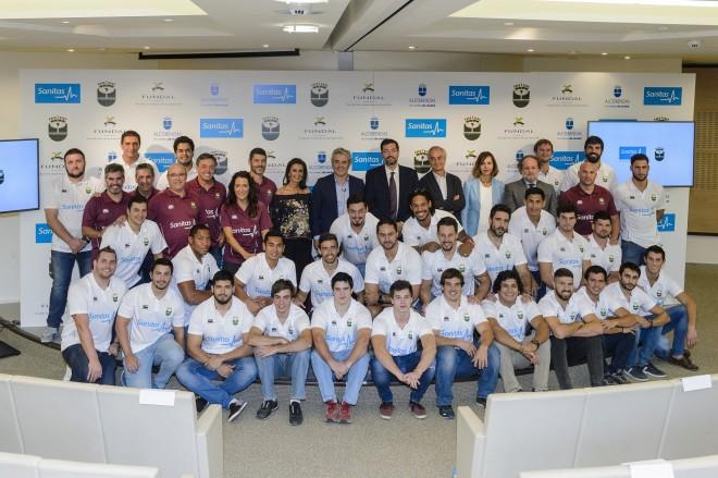 Equipo Rugby Sanitas Alcobendas