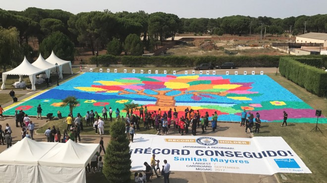 Guinness World Records Sanitas Mayores