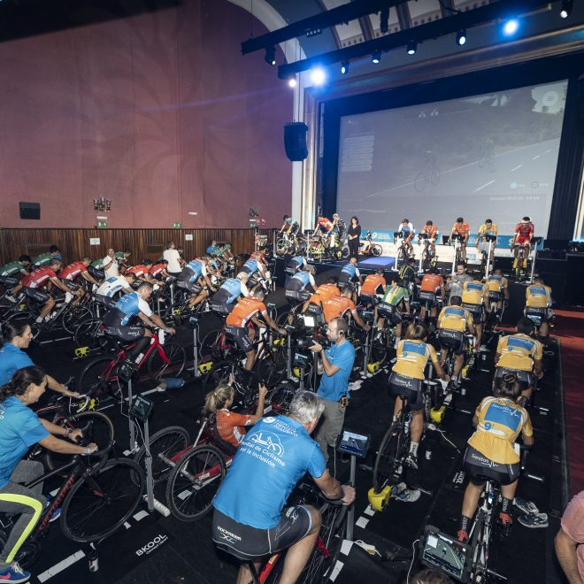 I Mundial de Ciclismo por la Inclusión-Fundación Sanitas